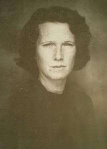Mabel Motley Sanchez Koozer, age 25