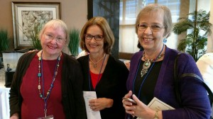 Carolyn Hart, Hannah Dennison, Donis Casey